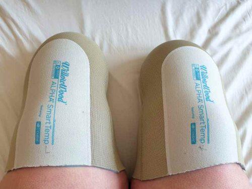 De eerste liners doen toch pijn, het worden nu vacuüm protheses