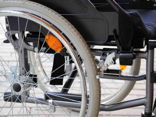 'Realiseert u zich wel dat u de rest van uw leven in een rolstoel komt?'